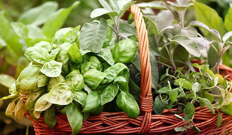 Fresh parsley, ¼ cup has 246 mcg of vitamin K.