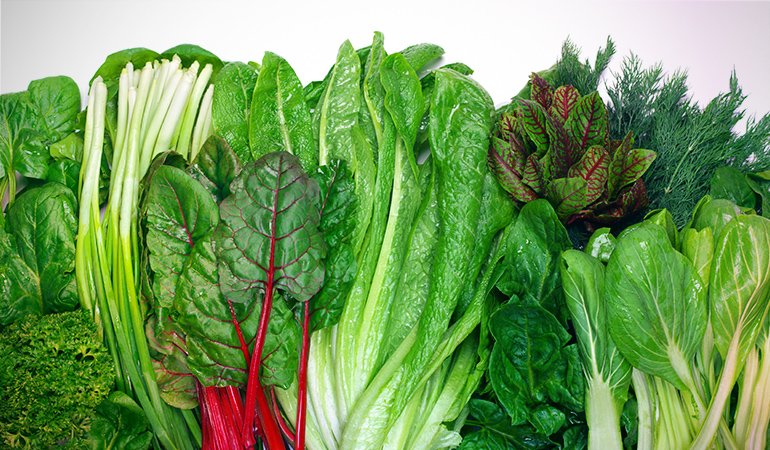 1 cup of turnip greens: 39.5 mg of vitamin C (43.9% DV)