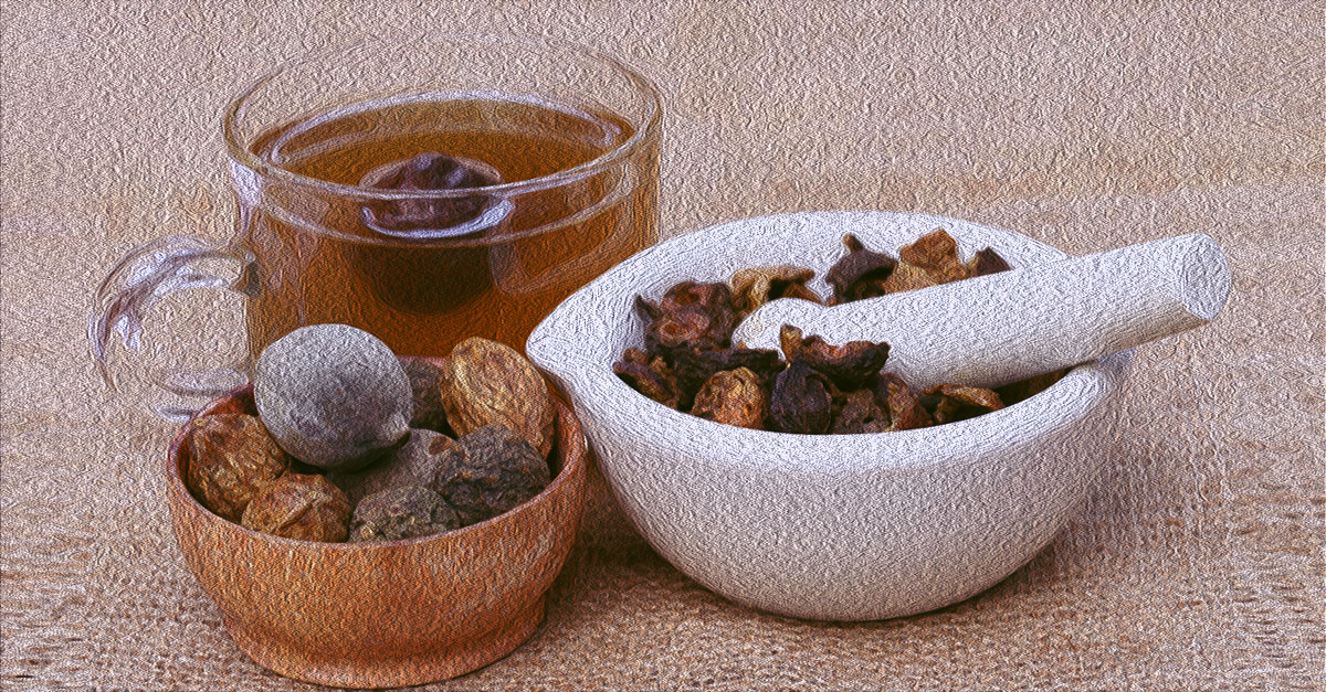 Triphala boosts immunity, fights ulcers, and improves heart health.