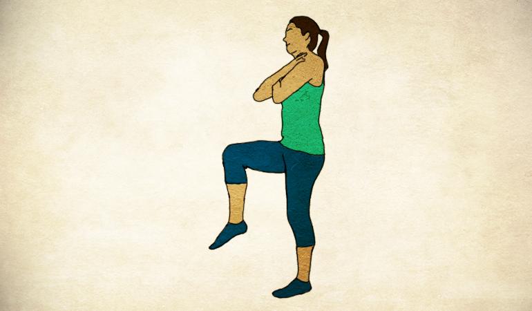 Leg balance for scoliosis