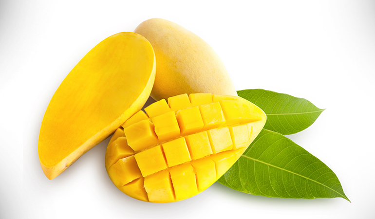 1 cup of mango: 60.1 mg of vitamin C (66.8% DV)