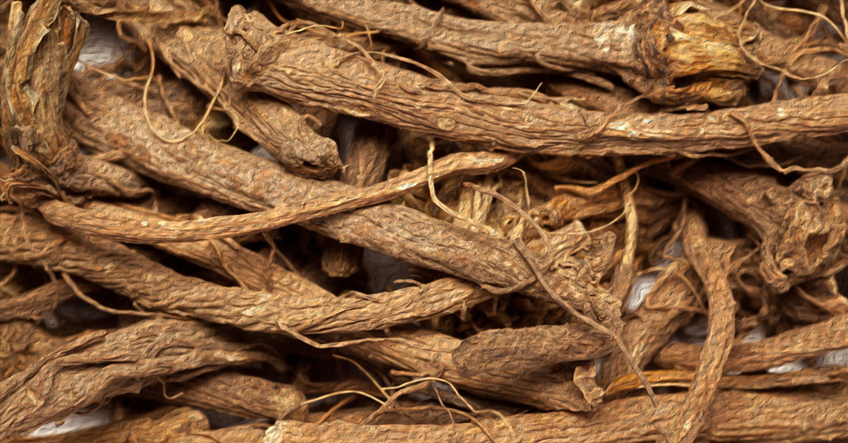 Manjistha has benefits for the skin, liver, and kidney.