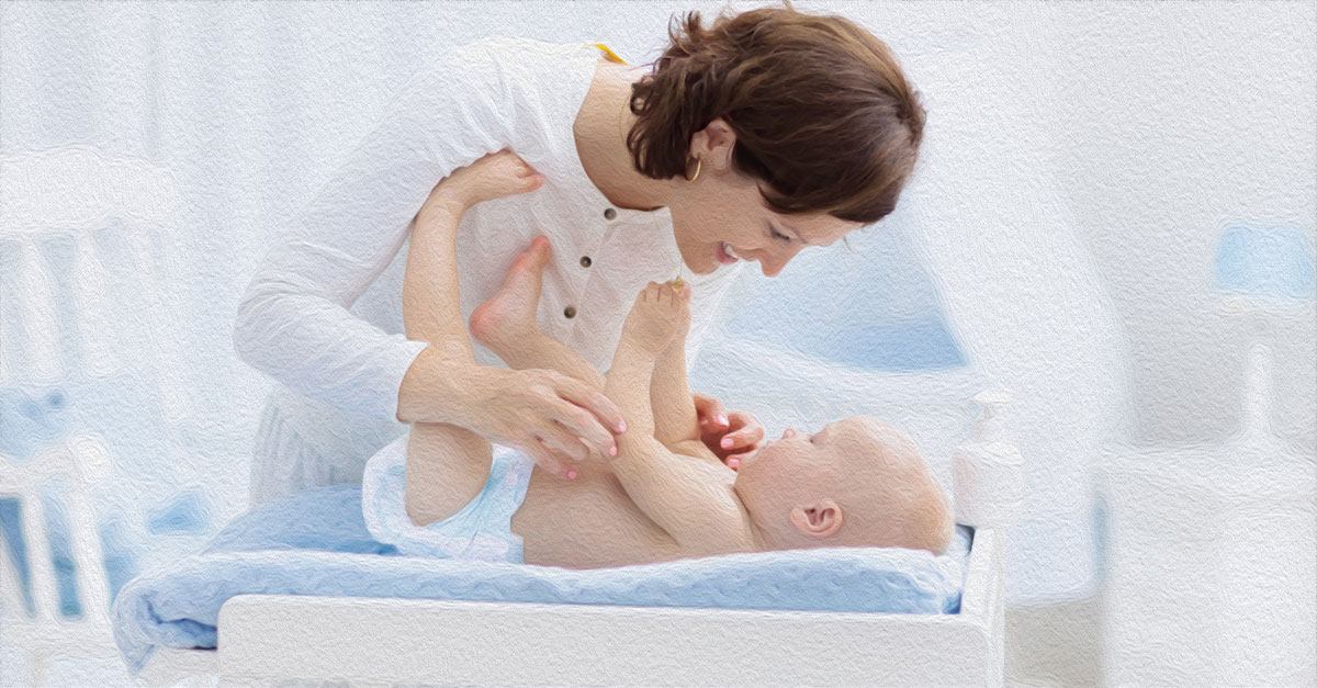 Tips for baby's skin care