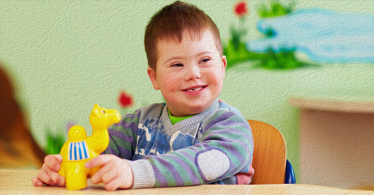 Treatment for down syndrome