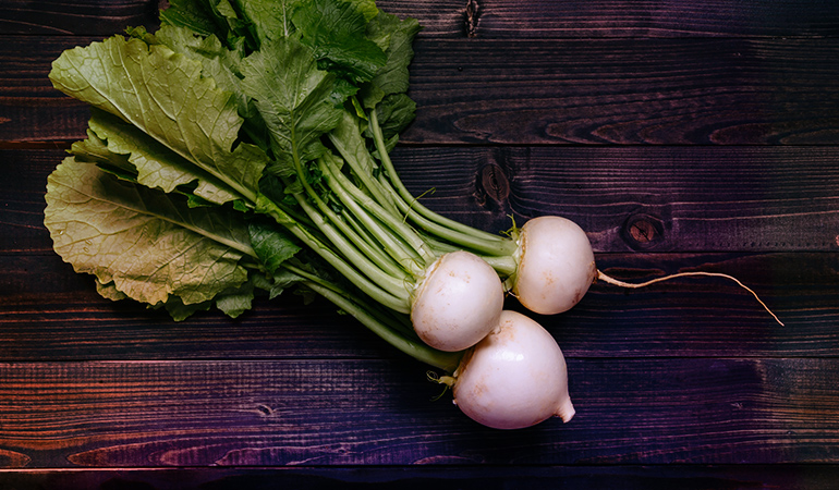 Avoid turnip, radish, and swede if you have hypothyroidism.