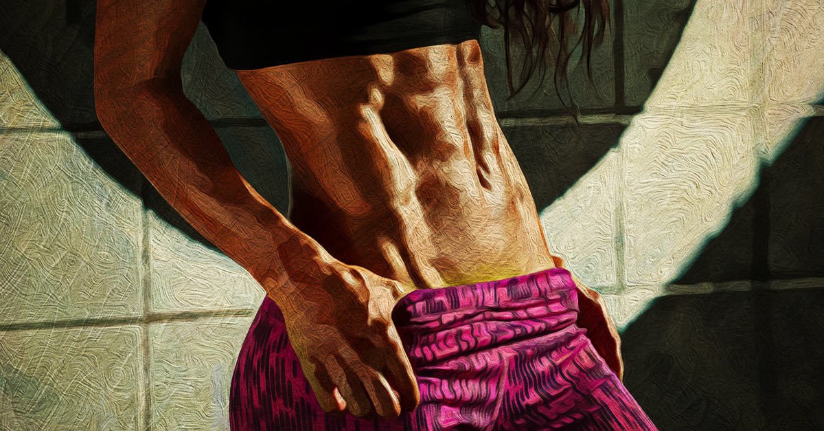 Yoga poses to tone and strengthen abs.