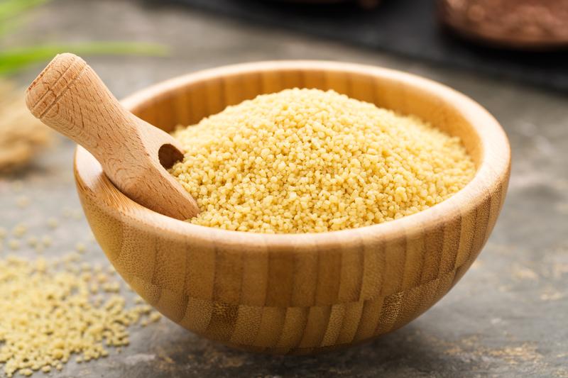 Health benefits of couscous.