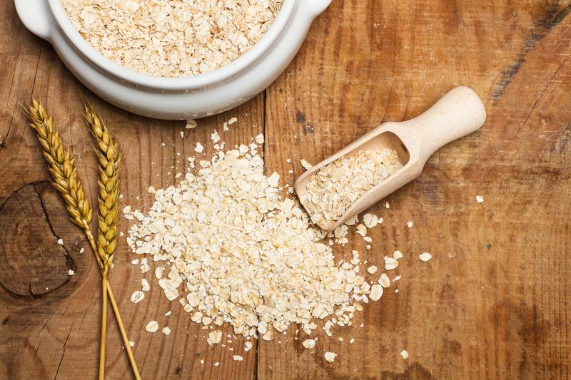 Health benefits of oats.