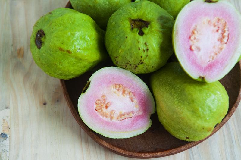 Health benefits of guava fruit.